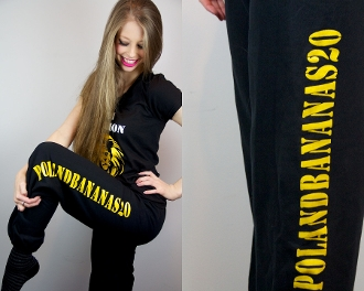 POLANDBANANAS20 SWEATPANTS
